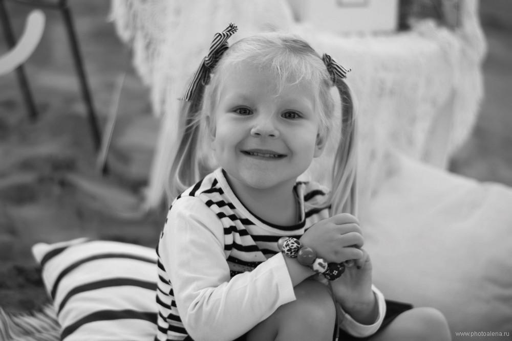 Ксения и Алексей с детьми — Семейная фотосессия
