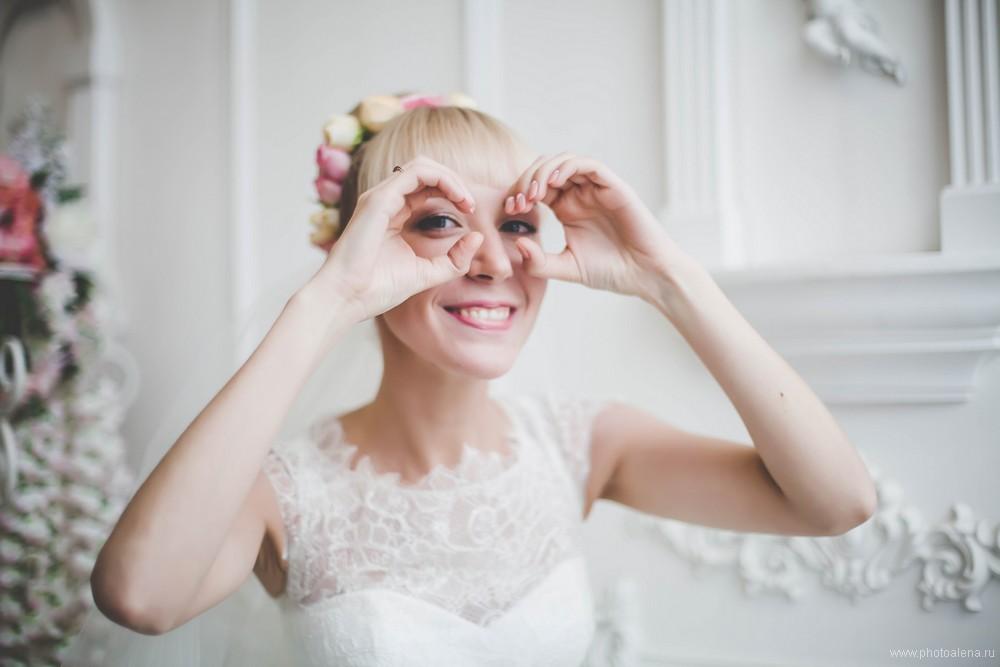 Фарида и Сергей — Свадебная фотосессия