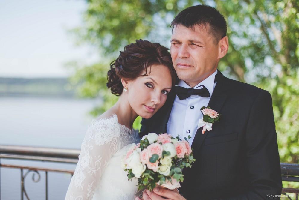 Лида и Андрей — Свадебная фотосессия
