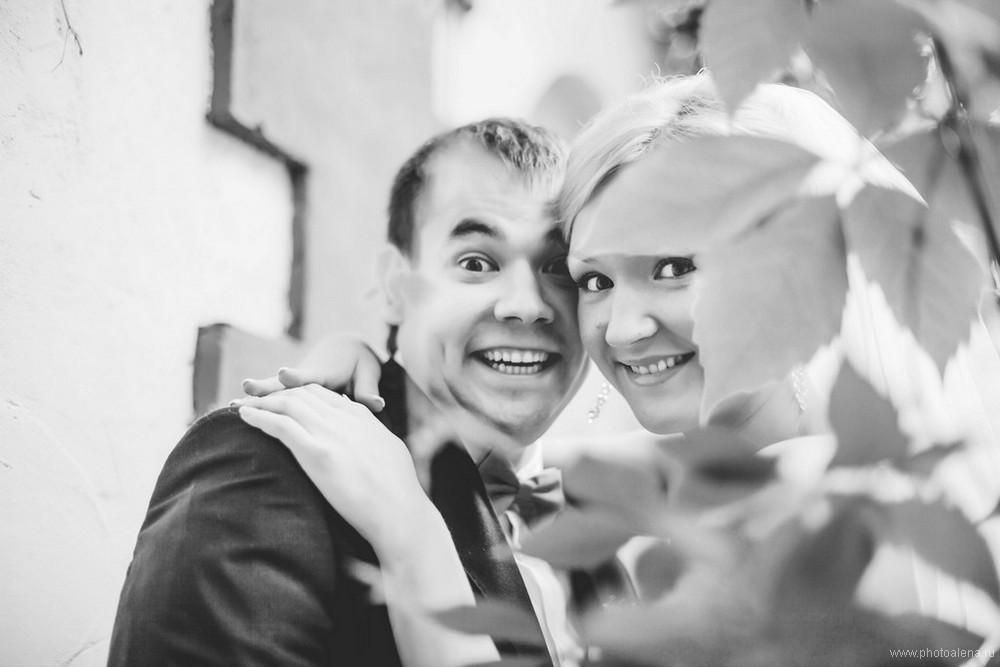 Жанна и Николай — Свадебная фотосессия