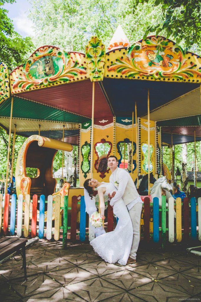 Анастасия и Дмитрий — Свадебная фотосессия