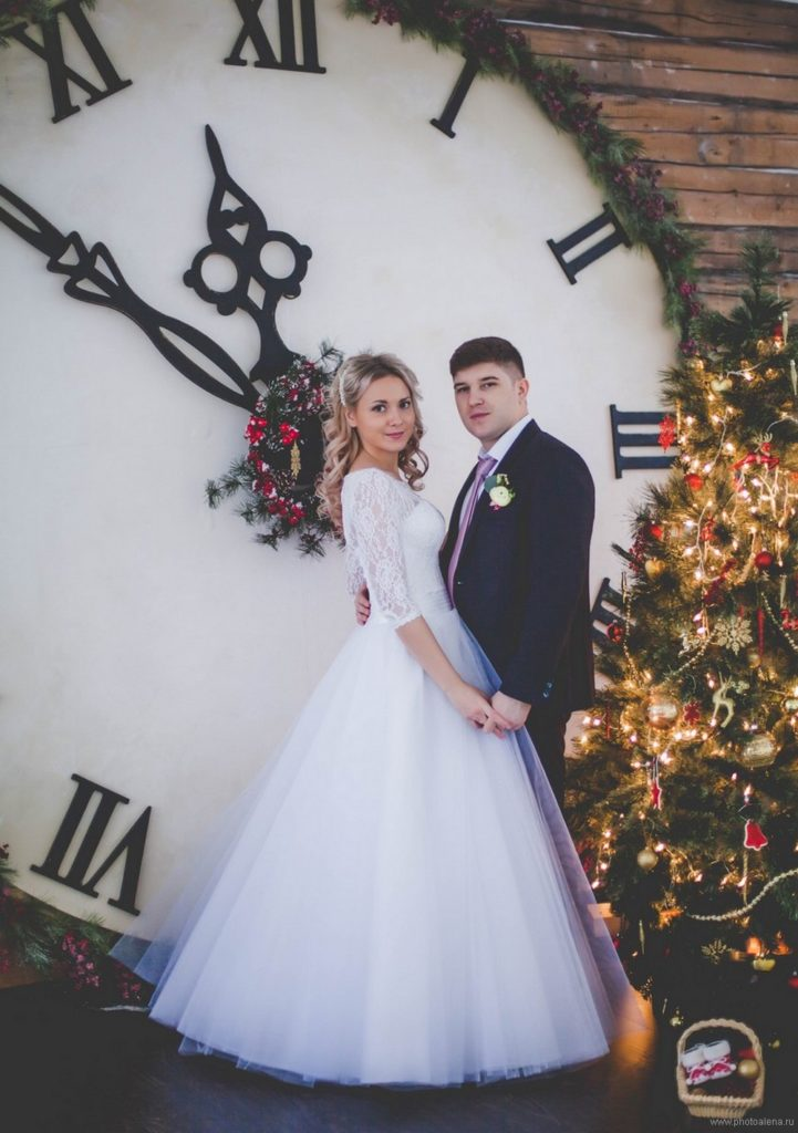 Елена и Артем — Свадебная фотосессия