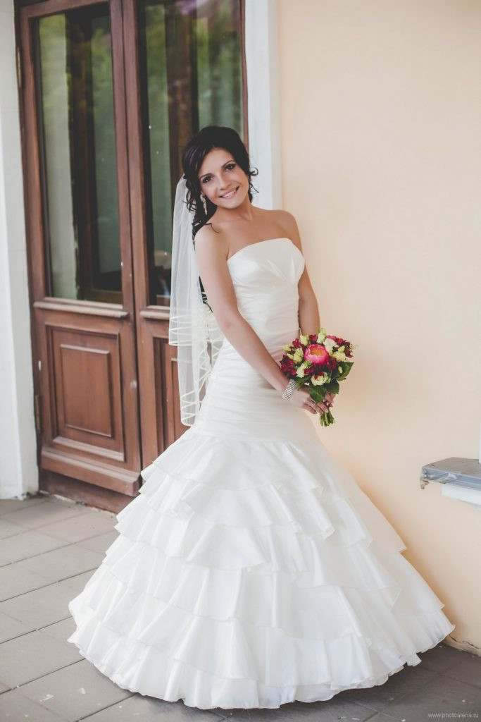 Евгения и Михаил — Свадебная фотосессия