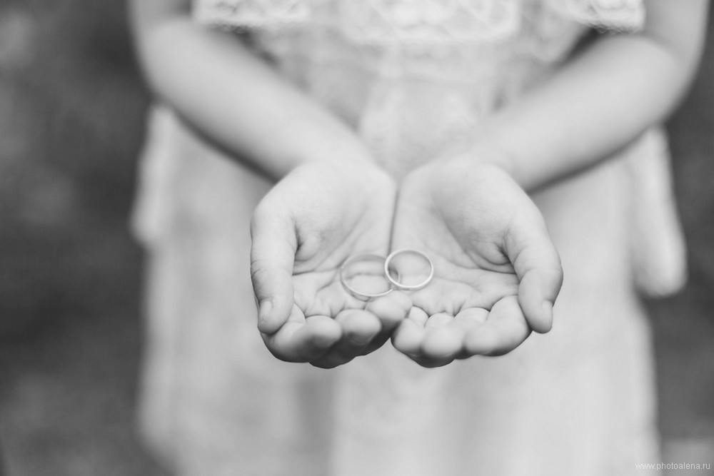 Екатерина и Андрей — Свадебная фотосессия