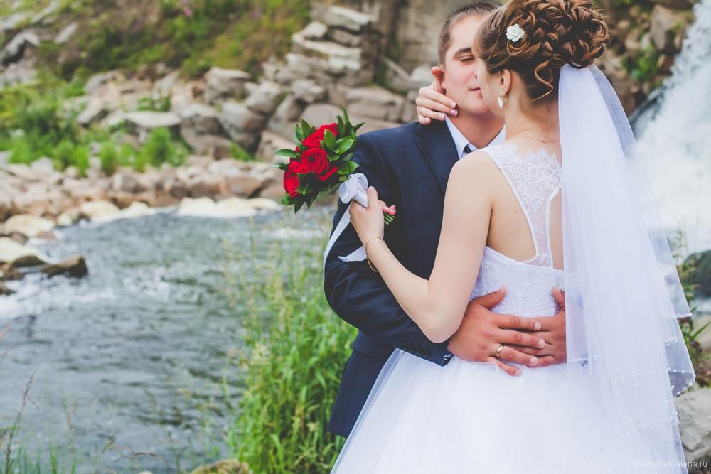 Елена и Александр — Свадебная фотосессия