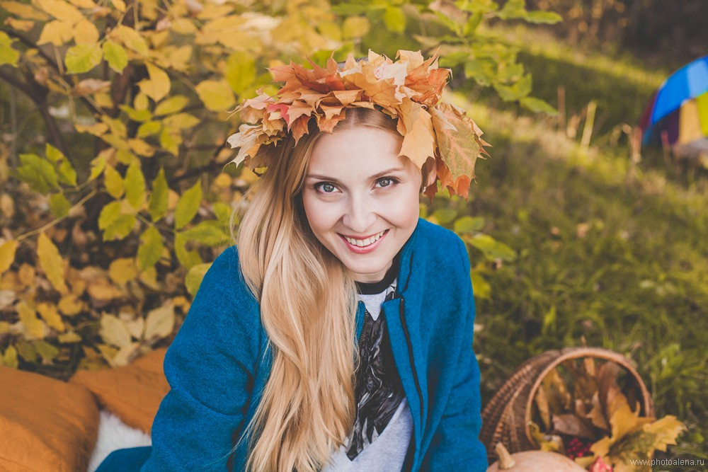 Наталья — Индивидуальная фотосессия