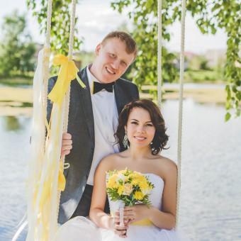 Юля и Сережа