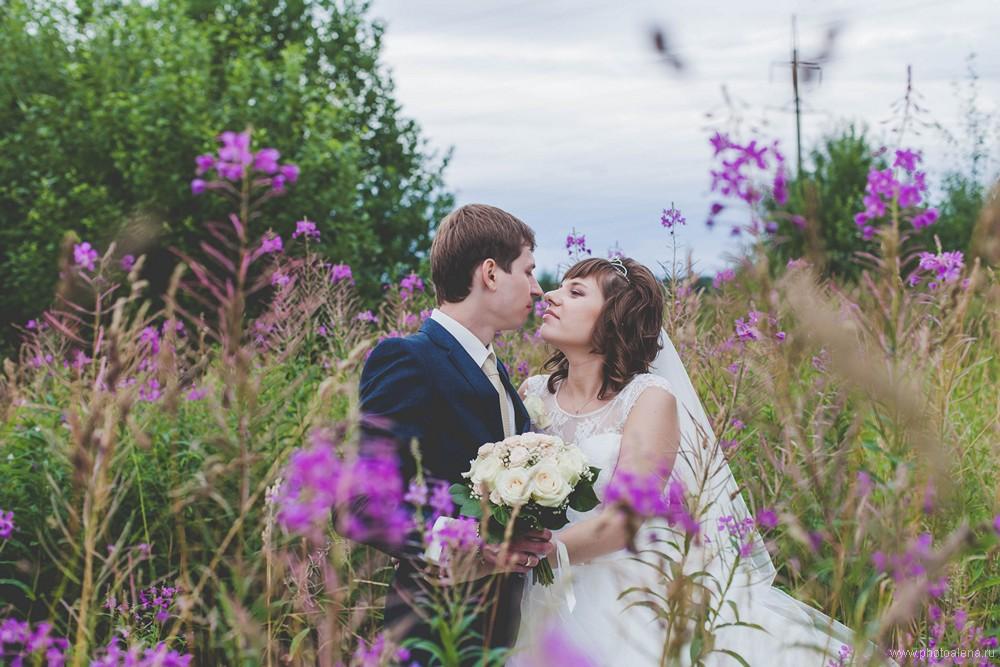 Евгения и Андрей — Свадебная фотосессия