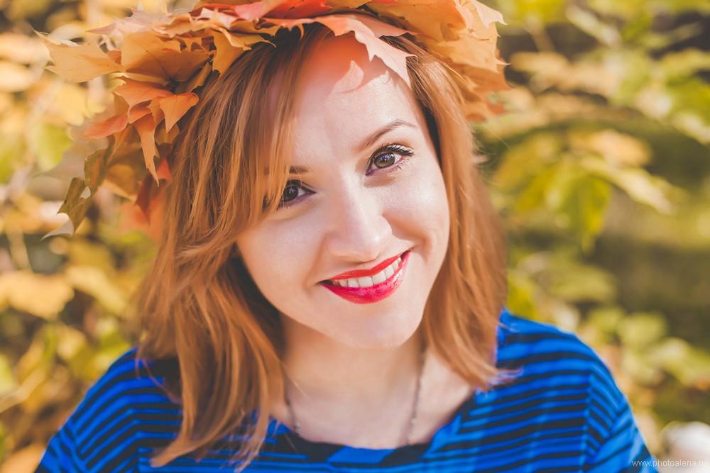 Олеся — Индивидуальная фотосессия