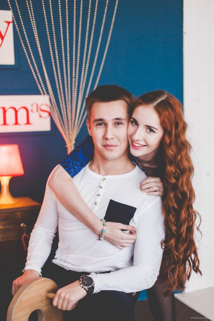 Екатерина и Денис — Индивидуальная фотосессия