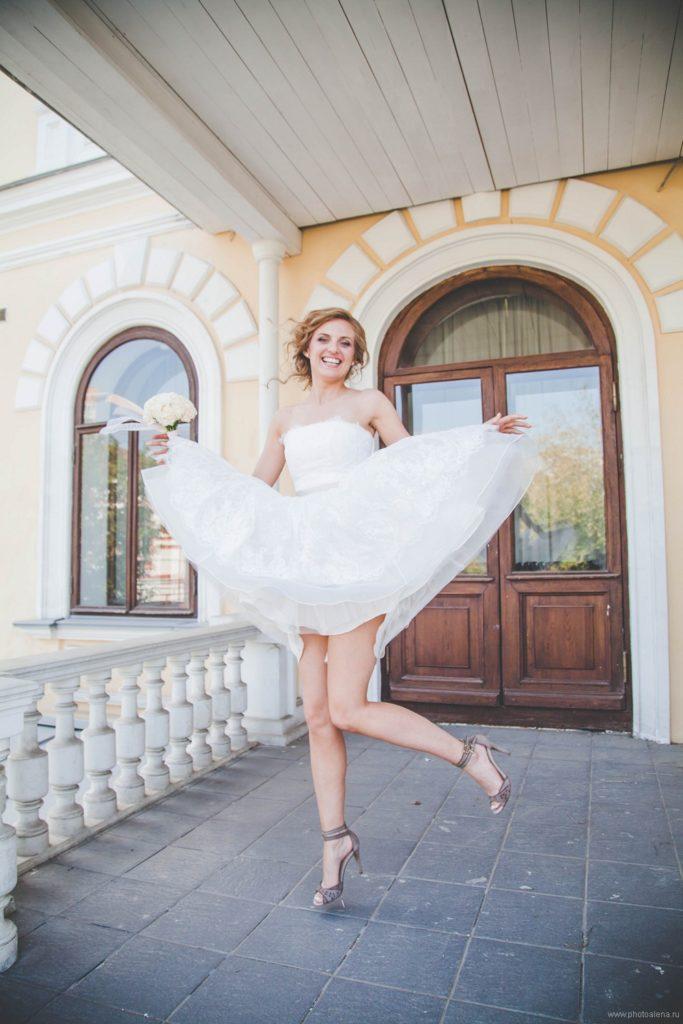 Анна и Денис — Свадебная фотосессия