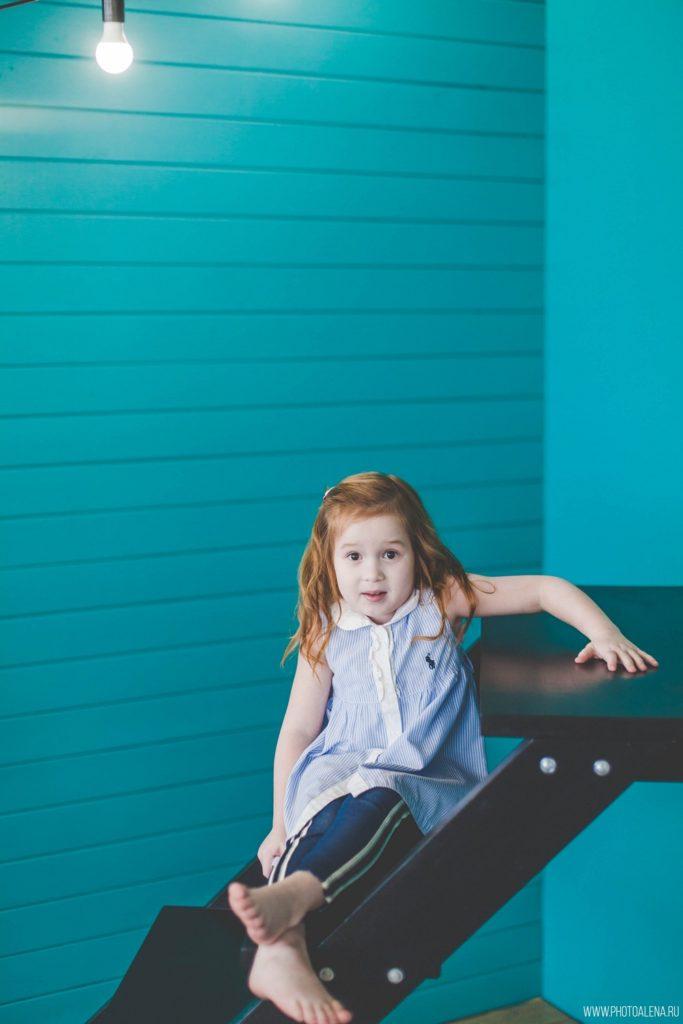 Жанна с дочкой Аришей — Семейная фотосессия