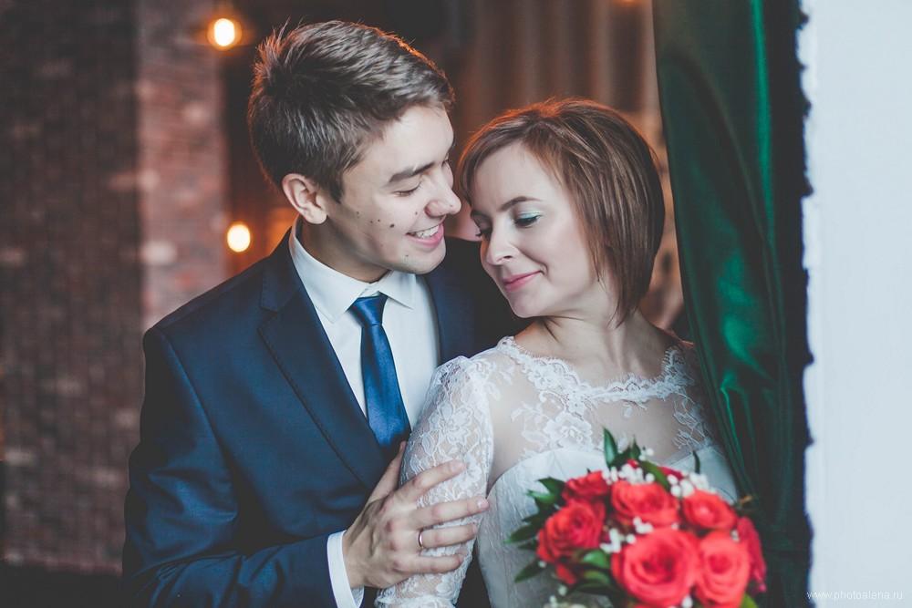Богдан и Людмила — Свадебная фотосессия