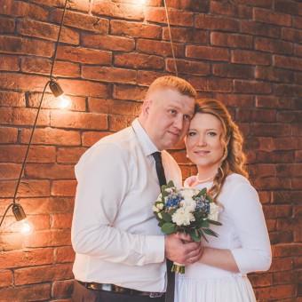 Полина и Вадим