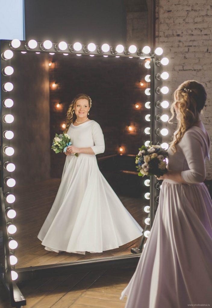 Полина и Вадим — Свадебная фотосессия