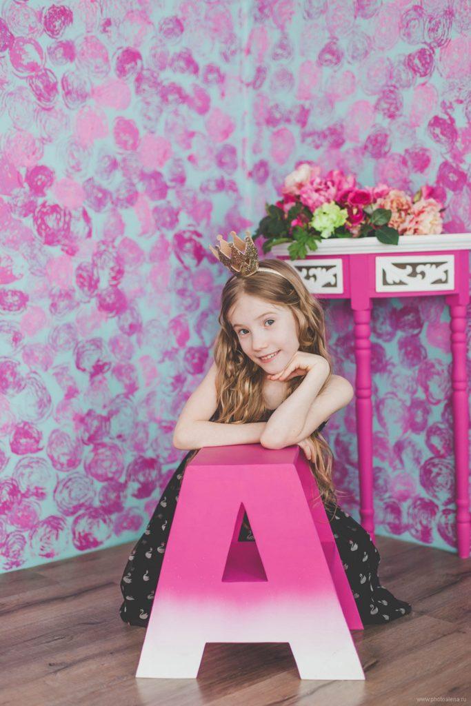 Евгения с дочкой Алёной — Семейная фотосессия