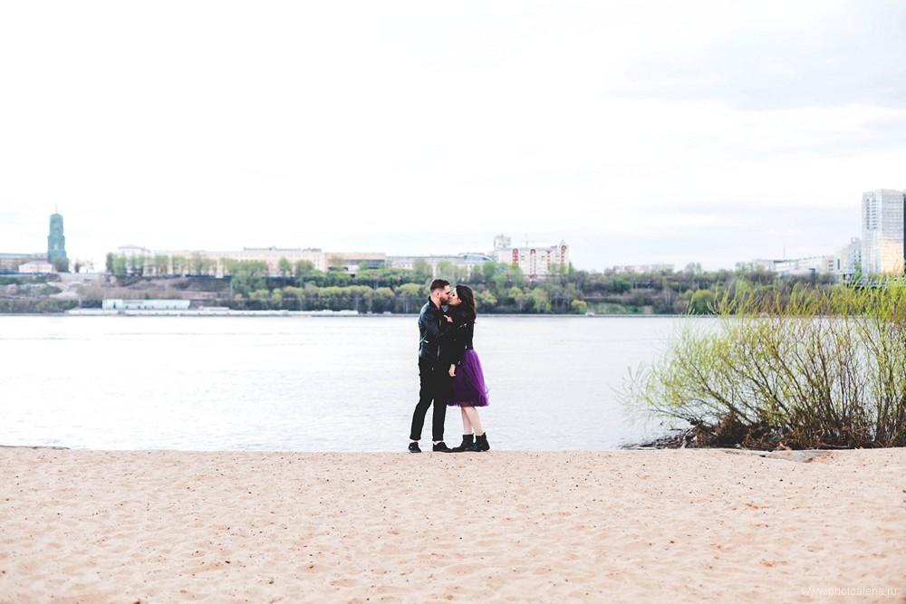 Лена и Вова — Индивидуальная фотосессия