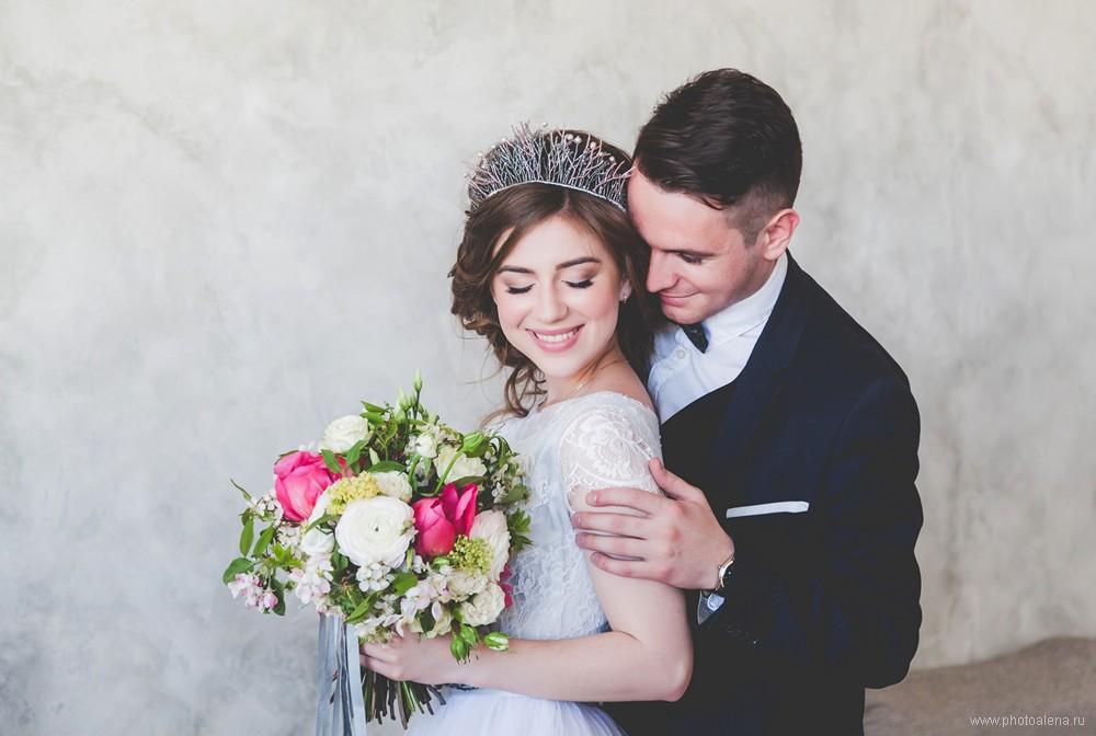 Ксения и Евгений — Свадебная фотосессия