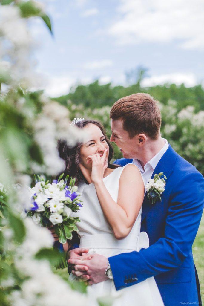Евгения и Евгений — Свадебная фотосессия