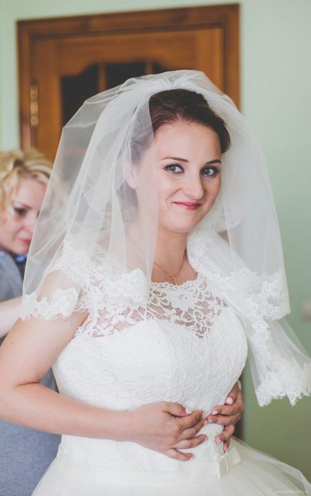 Олеся и Алексей — Свадебная фотосессия