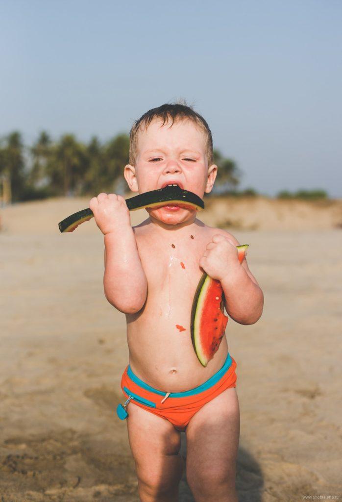 Ванюша — Детская фотосессия