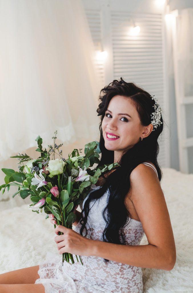 Утро невесты Галины — Свадебная фотосессия