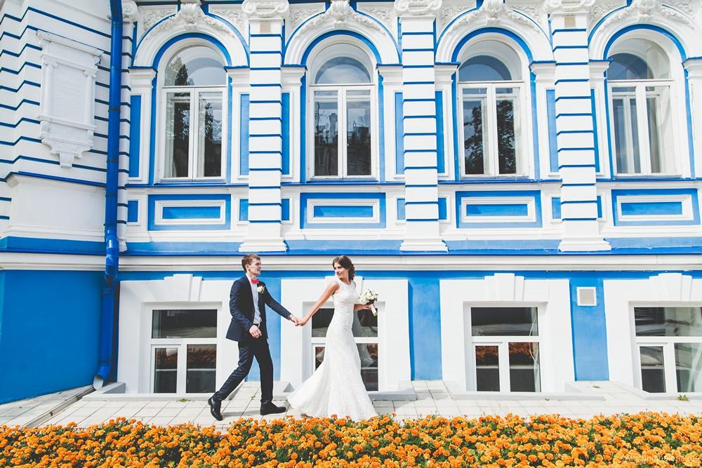 Екатерина и Илья Свадебная фотосессия