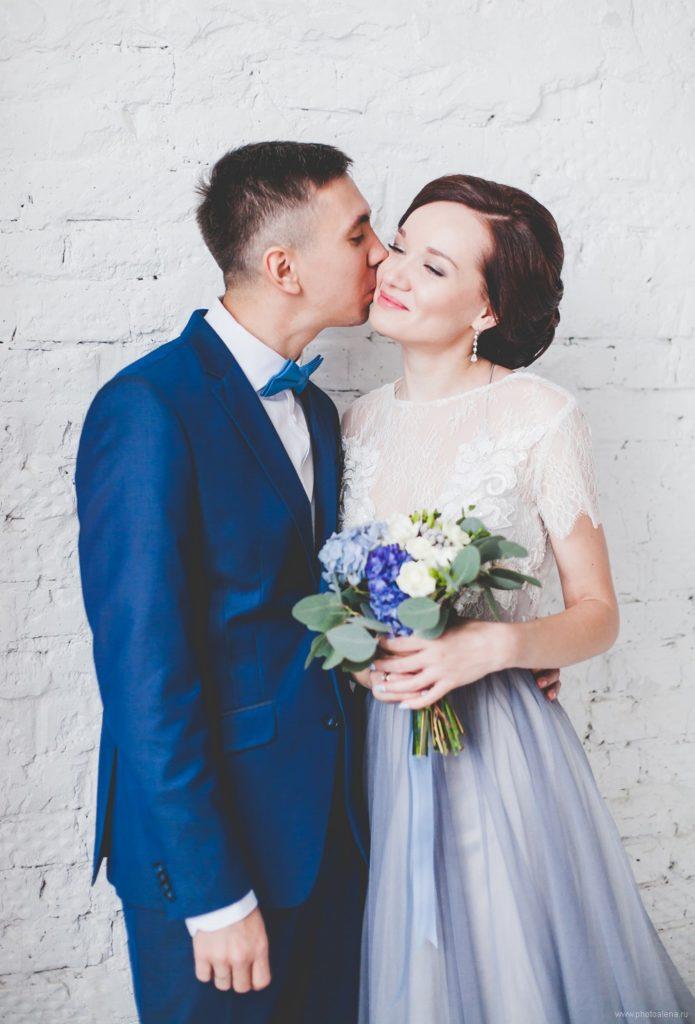 Анна и Александр Свадебная фотосессия
