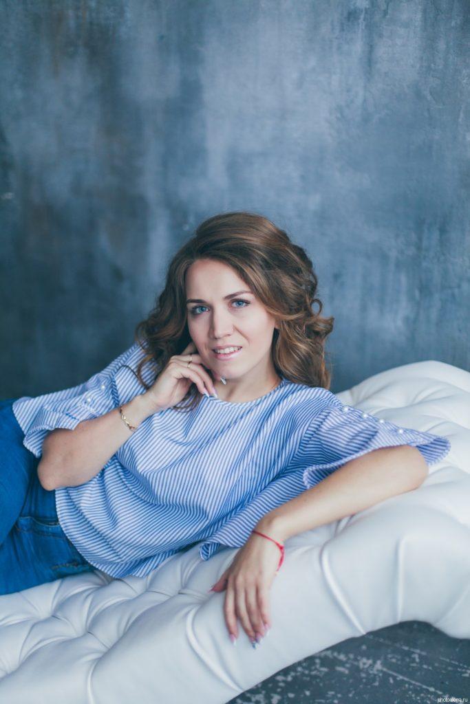 Кристина — Индивидуальная фотосессия