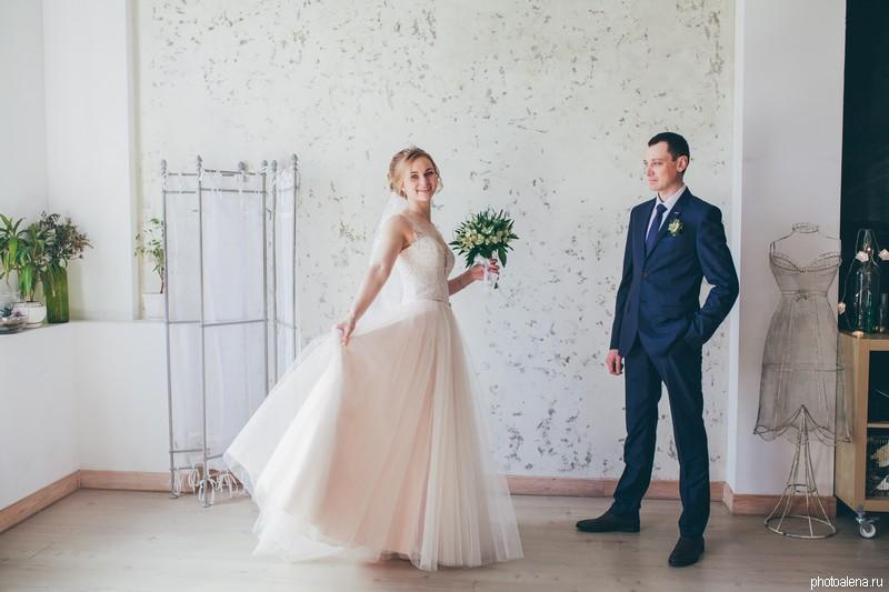 Ангелина и Алексей