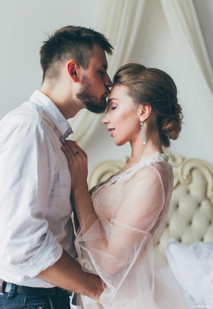 Наташа и Женя — Love story